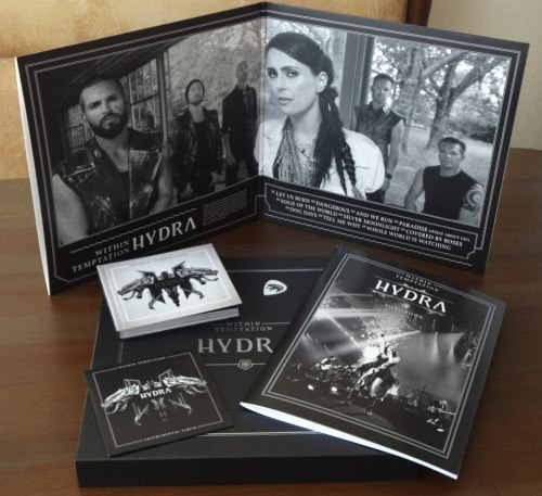 Within Temptation - Hydra Box Set Limited Deluxe